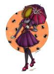 Fanny the Fancy Flytrap by Silmeven