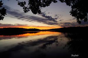 Dark dawn by herjansauga