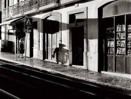 the shadow waits... by iamkatia