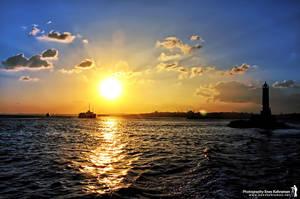 ISTANBUL Bosphorus II by khrmnens