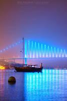 Istanbul-Bridge Series I by khrmnens