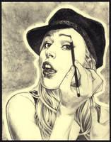 Self Portrait: Humor by dizzyclown