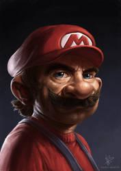 Mario by mawelman