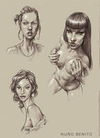 Sketches 01 by mawelman