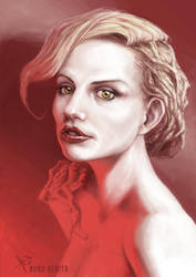 Red by mawelman