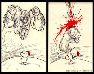Hello Punch by mawelman
