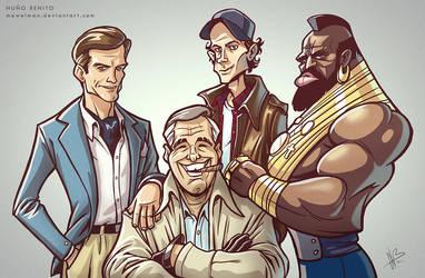 The A-Team by mawelman