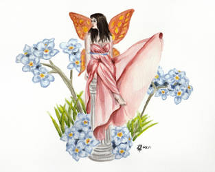 Forget Me Not by Leah-Thomas
