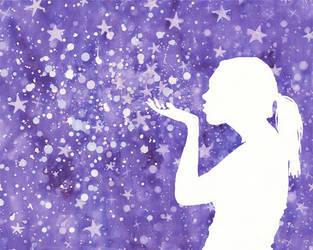 Space Dreamer by Leah-Thomas