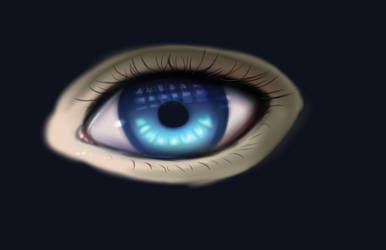 Eye by SolarCake