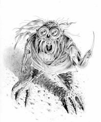 Good morning mr Monster by tfels