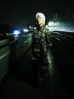 Olga Gurlukovich - Metal Gear Solid 2 by kakeboksen