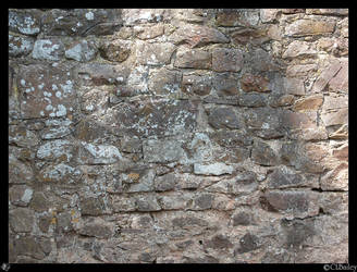 Old Wall by Chalouba