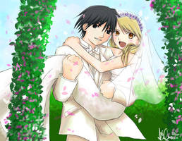 Royai: Happy Ending by canal