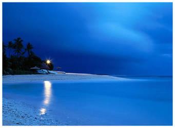 Blue Sunrise by AntiSpy