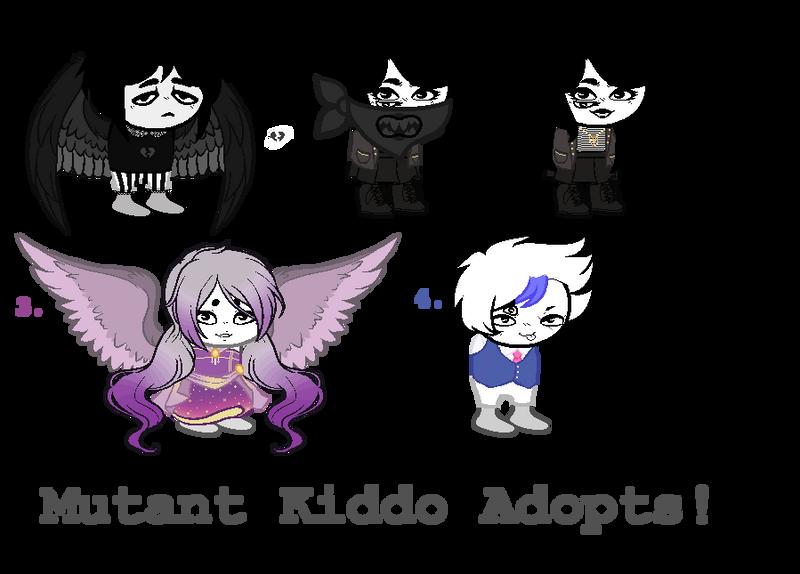 {mutant kid adopts- closed} by AD0PTS-4-Y0U