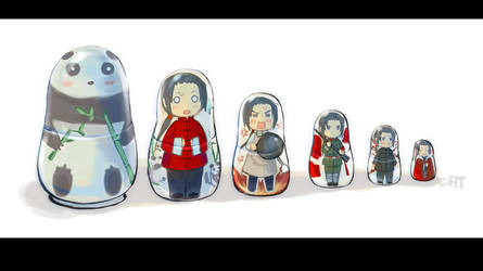 Matryoshka by CATLQE