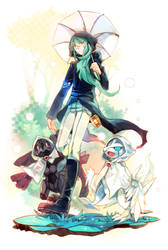 pokemon_BW_N_ROM_RAM by CATLQE