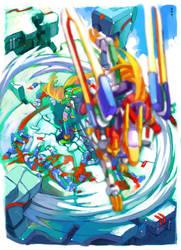 Rockman Zero : No title by CATLQE