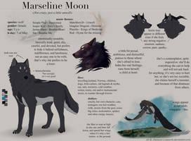 Marseline worksheet | 2015 by Virren