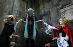 Vocaloid: Come with us by Bekumura