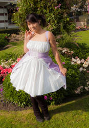 Nagisanna dress by RenderRose