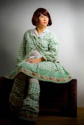 Duckies Dress by RenderRose