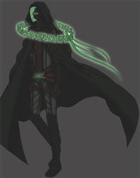 Character concept: Death by RenderRose
