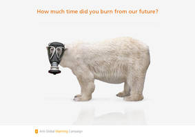 Anti global Warming Campaign 1 by shawkash