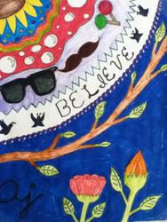 colorful doodle by gummybear818