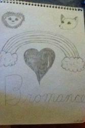Bromance by gummybear818
