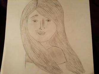 Girl by gummybear818