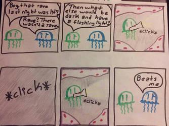 Finnly's Flashlight by gummybear818