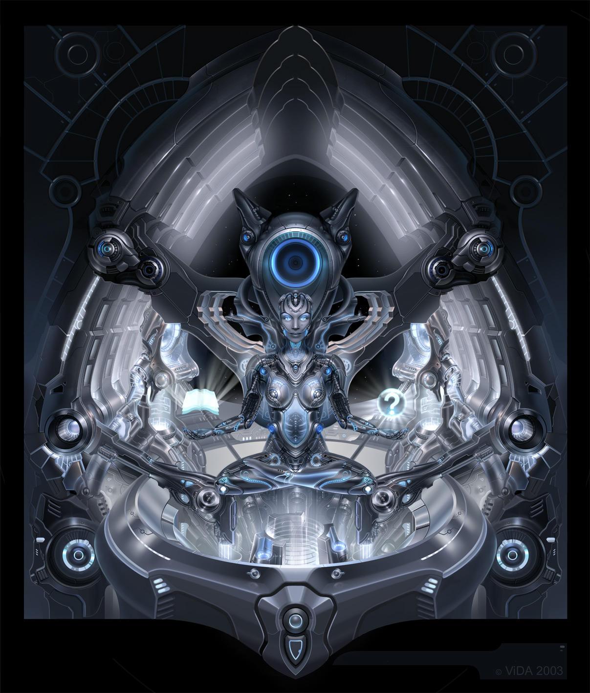 Power of Knowledge-Paradox by vlda