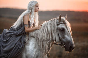Mother of Dragon by fenixfatalist