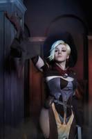 Mercy - Overwatch by fenixfatalist