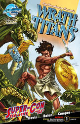 WRATH OF THE TITANS Super con by BLUEWATERPROD