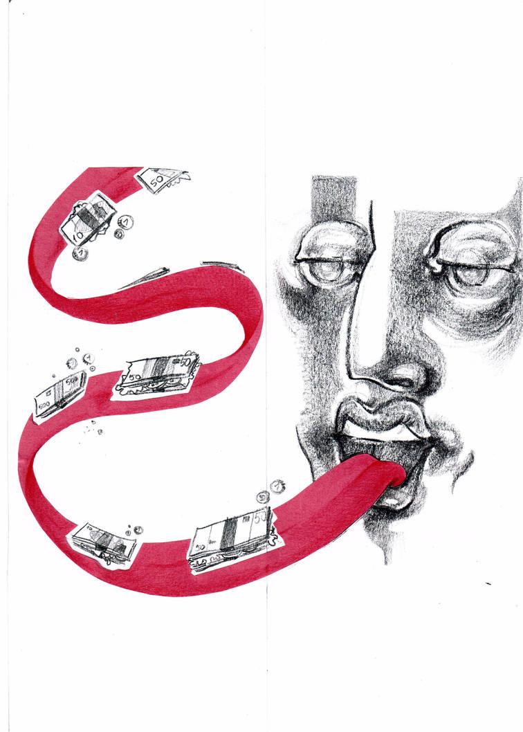 corrupcion by e-MMasArt