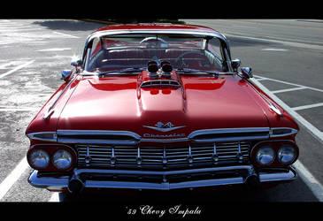 '59 Impala 3 by shadowgearx