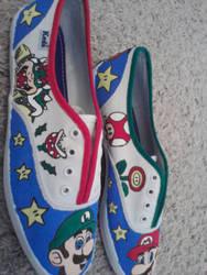 Mario Shoes 2 by BookWorm14