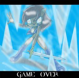 Frozen Princess by ChaosCroc