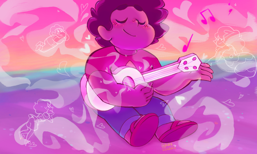 aaah that was an awesome special!! man I am still learning a lot from steven, especially self-love, he is the master of it now!  sorry this is late, I got a migraine today but I shall not let ...