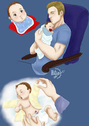 Baby Peter by ILITIAFOREVER