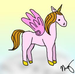 Zelda Pony by marionerdbuskus