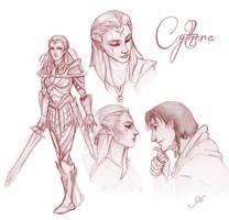 Cythera by RanmaCMH