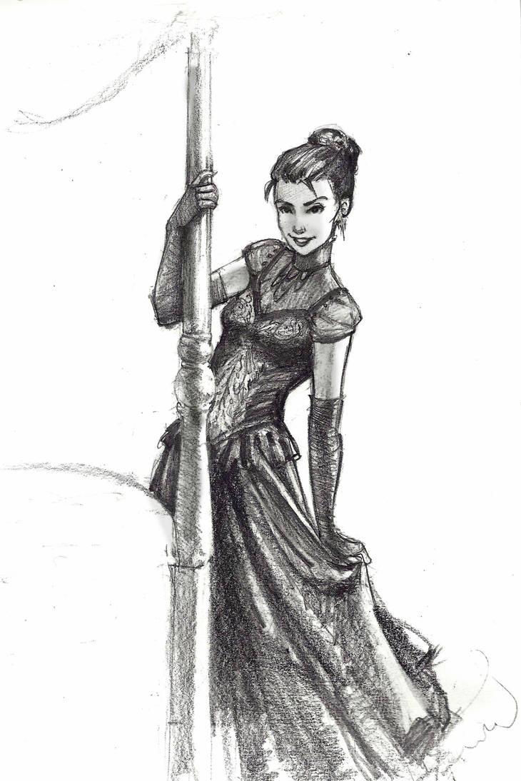 Lady Briarwood by RanmaCMH