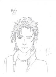 Guy from 'How to Draw Anime' by MasterswordsmanLink