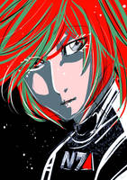 Shepard by Tori-Fan