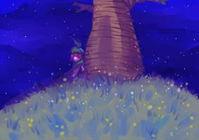 Starfall Hillock by Tori-Fan