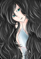 Black hair by Tori-Fan